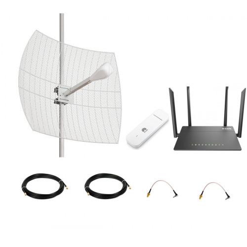 4G LTE MIMO интернет комплект все включено