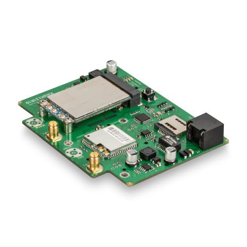 Роутер Kroks Rt-Brd RSIM DS eQ-EP с m-PCI модемом Quectel EP-06 LTE cat.6, с поддержкой SIM-инжектора для установки в гермобокс