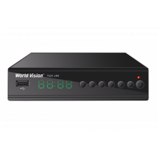 Тюнер Т2 IPTV World Vision T62A LAN